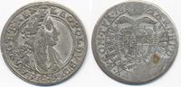 15 XV Kreuzer 1663 Haus Habsburg - Wien Leopold I. 1657-1705 schön/sehr... 29,00 EUR  +  4,80 EUR shipping