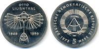 5 Mark 1973 DDR Otto Lilienthal - Kupfer/Nickel prägefrisch/stempelglanz  20,00 EUR