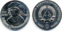 5 Mark 1981 DDR Tilman Riemenschneider - Kupfer/Nickel prägefrisch/stem... 28,00 EUR