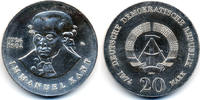 20 Mark 1974 DDR Immanuel Kant - Silber prägefrisch - winzige Kratzer  42,00 EUR