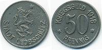50 Pfennig 1918 Schlesien Leobschütz - Eisen 1918 (Funck 290.3a) sehr s... 59,00 EUR