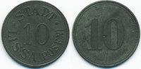 10 Pfennig ohne Jahr Posen Lissa - Zink ohne Jahr (Funck 302.2a) sehr s... 29,00 EUR