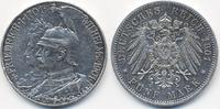 5 Mark 1901 Preußen Wilhelm II. 1888-1918 sehr schön/vorzüglich - klein... 49,00 EUR