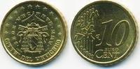 10 Cent 2005 Vatikan - Vatican 10 Cent 2005 Sede Vacante prägefrisch  32,00 EUR