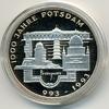 10 DM 1993 F BRD 1000 Jahre Potsdam Polierte Platte/Proof  8,50 EUR
