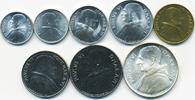 Kursmünzensatz 1968 Vatikan - Vatican Paul VI. prägefrisch  25,00 EUR