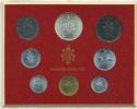 Kursmünzensatz 1970 Vatikan - Vatican Paul VI. prägefrisch  20,00 EUR