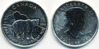 5 Dollar 2011 Kanada - Canada Kanada Grizzly 2011 - 2. Ausgabe Silber 1... 19,90 EUR