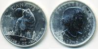 5 Dollar 2011 Kanada - Canada Kanada Wolf 2011 - 1. Ausgabe Silber 1 Oz... 19,90 EUR  +  4,80 EUR shipping