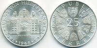 Österreich - Austria 25 Schilling 2. Republik – Lukas von Hildebrandt