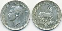 5 Shillings 1951 Südafrika - South Africa George VI. 1936-1952 sehr sch... 19,00 EUR  +  4,80 EUR shipping