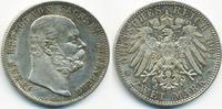 2 Mark 1901 A Sachsen-Altenburg Ernst 1853-1908 vorzüglich  495,00 EUR free shipping