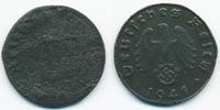 1 Reichspfennig 1941 Drittes Reich Zink – zu kleiner Schrötling vorzügl... 15,00 EUR  +  1,80 EUR shipping