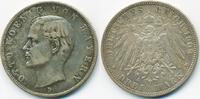 3 Mark 1909 D Bayern Otto 1886-1913 sehr schön  16,00 EUR  +  1,80 EUR shipping