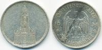 5 Reichsmark 1934 E Drittes Reich Garnisonskirche ohne Datum - Silber s... 9,50 EUR  +  1,80 EUR shipping
