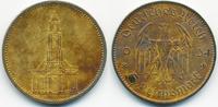 5 Reichsmark 1934 F Drittes Reich Garnisonskirche ohne Datum - Silber f... 69,00 EUR  +  4,80 EUR shipping