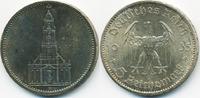 5 Reichsmark 1935 A Drittes Reich Garnisonskirche ohne Datum - Silber p... 42,00 EUR  +  4,80 EUR shipping