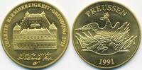 vergoldete Kupfer/Nickel Medaille 1991 BRD Charite Barmherzigkeit präge... 7,00 EUR  +  1,80 EUR shipping