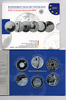 6x 10 Euro 2004 BRD Gedenkmünzen Set 2004 im Blister Polierte Platte/Pr... 105,00 EUR  +  8,80 EUR shipping