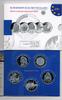 5x 10 Euro 2006 BRD Gedenkmünzen Set 2006 im Blister Polierte Platte/Pr... 95,00 EUR  +  6,50 EUR shipping