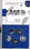 5x 10 Euro 2008 BRD Gedenkmünzen Set 2008 im Blister Polierte Platte/Pr... 95,00 EUR  +  6,50 EUR shipping
