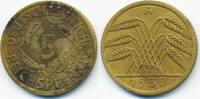 5 Reichspfennig 1930 A Weimarer Republik Kupfer/Aluminium sehr schön+ -... 2,00 EUR  +  1,80 EUR shipping
