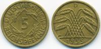 5 Reichspfennig 1935 D Weimarer Republik Kupfer/Aluminium sehr schön+  1,20 EUR  +  1,80 EUR shipping