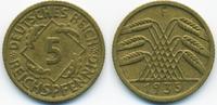 5 Reichspfennig 1935 F Weimarer Republik Kupfer/Aluminium gutes sehr sc... 1,80 EUR  +  1,80 EUR shipping