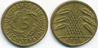 5 Reichspfennig 1936 F Weimarer Republik Kupfer/Aluminium vorzüglich  3,00 EUR  +  1,80 EUR shipping