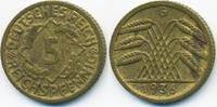 5 Reichspfennig 1936 G Weimarer Republik Kupfer/Aluminium sehr schön/vo... 2,00 EUR  +  1,80 EUR shipping