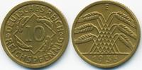 10 Reichspfennig 1935 E Weimarer Republik Kupfer/Aluminium vorzüglich  5,00 EUR  +  1,80 EUR shipping