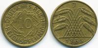 10 Reichspfennig 1935 J Weimarer Republik Kupfer/Aluminium gutes sehr s... 1,20 EUR  +  1,80 EUR shipping