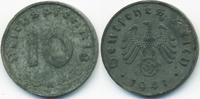 10 Reichspfennig 1941 A Drittes Reich Zink sehr schön+ - minimal fleckig  0,60 EUR  +  1,80 EUR shipping
