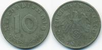 10 Reichspfennig 1941 B Drittes Reich Zink sehr schön  0,80 EUR  +  1,80 EUR shipping