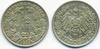 1/2 Mark 1917 E Kaiserreich Silber prägefrisch/stempelglanz  8,50 EUR  +  1,80 EUR shipping