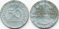 50 Pfennig 1919 J Weimarer Republik Aluminium sehr schön - korrodiert  3,00 EUR  +  1,80 EUR shipping