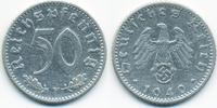 50 Reichspfennig 1940 F Drittes Reich Aluminium sehr schön+ - leicht ge... 5,50 EUR  +  1,80 EUR shipping