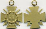 1933/45 Drittes Reich Ehrenkreuz für Frontkämpfer mit Schwerter 1-2  8,00 EUR  +  1,80 EUR shipping