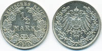 1/2 Mark 1911 J Kaiserreich Silber vorzüglich - leicht gereinigt  15,00 EUR  +  1,80 EUR shipping