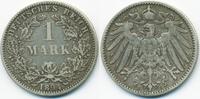 1 Mark 1894 G Kaiserreich großer Adler - Silber fast sehr schön - leich... 48,00 EUR  +  4,80 EUR shipping