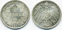 1 Mark 1911 D Kaiserreich großer Adler - Silber prägefrisch/stempelglan... 79,00 EUR  +  4,80 EUR shipping