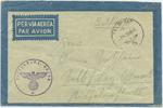 Luftfeldpost 1941 Drittes Reich Luftfeldpost Brief – Feldpost Nummer 00... 8,00 EUR  +  1,80 EUR shipping