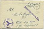 Feldpost/Dienstpost 1941 Drittes Reich Feldpost Deutsche Dienstpost Böh... 15,00 EUR  +  1,80 EUR shipping