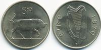 5 Pence 1970 Irland - Ireland Republik Irland seit 1949 prägefrisch  2,00 EUR  +  1,80 EUR shipping