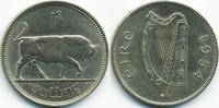 1 Shilling 1954 Irland - Ireland Republik Irland seit 1949 vorzüglich+  3,50 EUR  +  1,80 EUR shipping