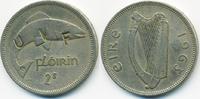 2 Shilling (Florin) 1963 Irland - Ireland Republik Irland seit 1949 – G... 9,00 EUR  +  1,80 EUR shipping