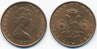 1/2 New Penny 1971 Insel Man - Isle of Man Elisabeth II. ab 1952 prägef... 1,50 EUR  +  1,80 EUR shipping