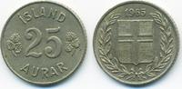 25 Aurar 1963 Island - Iceland Republik sehr schön/vorzüglich - minimal... 0,80 EUR  +  1,80 EUR shipping
