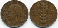 5 Centesimi 1921 R Italien - Italy Viktor Emanuel III. 1900-1946 sehr s... 1,00 EUR  +  1,80 EUR shipping