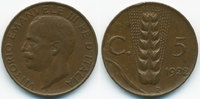 5 Centesimi 1922 R Italien - Italy Viktor Emanuel III. 1900-1946 gutes ... 2,00 EUR  +  1,80 EUR shipping